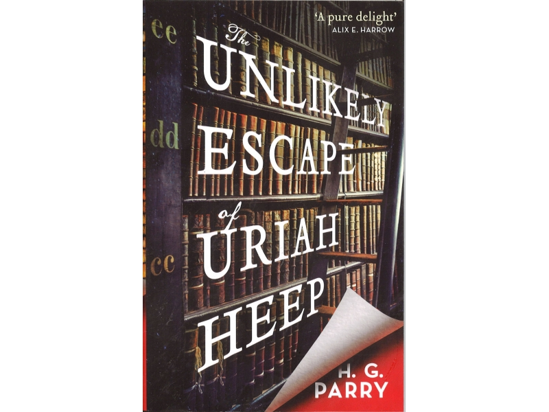 H.G. Parry - The Unlikely Escape Of Uriah Heep