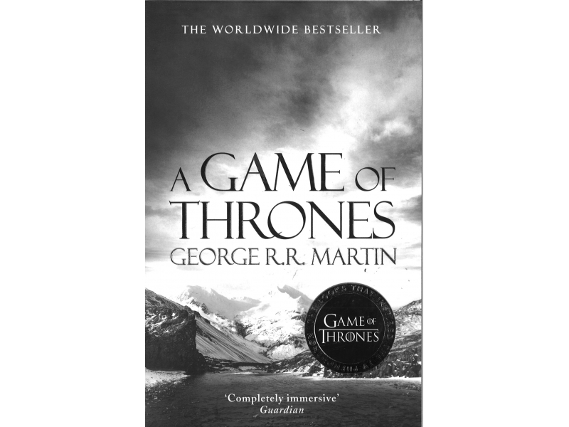 George R.R. Martin  - Game Of Thrones Book 1