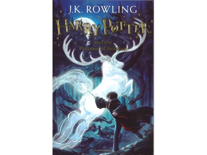 Harry Potter And The Prisoner Azkaban - Book 3 - J.K Rowling