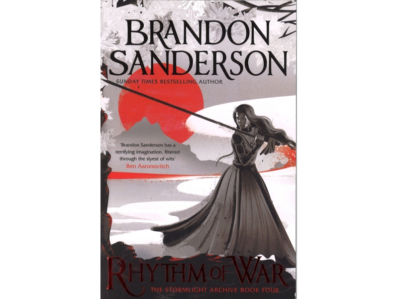Brandon Sanderson - Rhythm Of War - The Stormlight Archive Book 4
