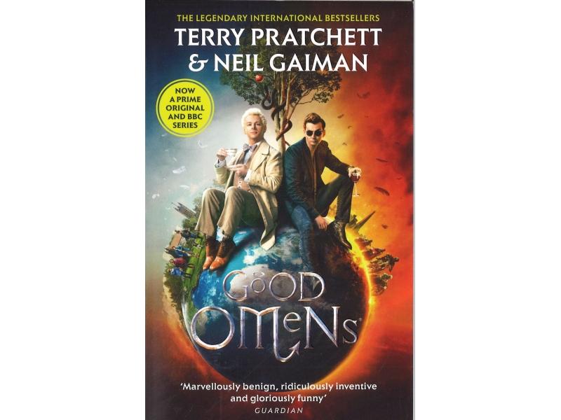 Terry Pratchett & Neil Gaiman - Good Omens