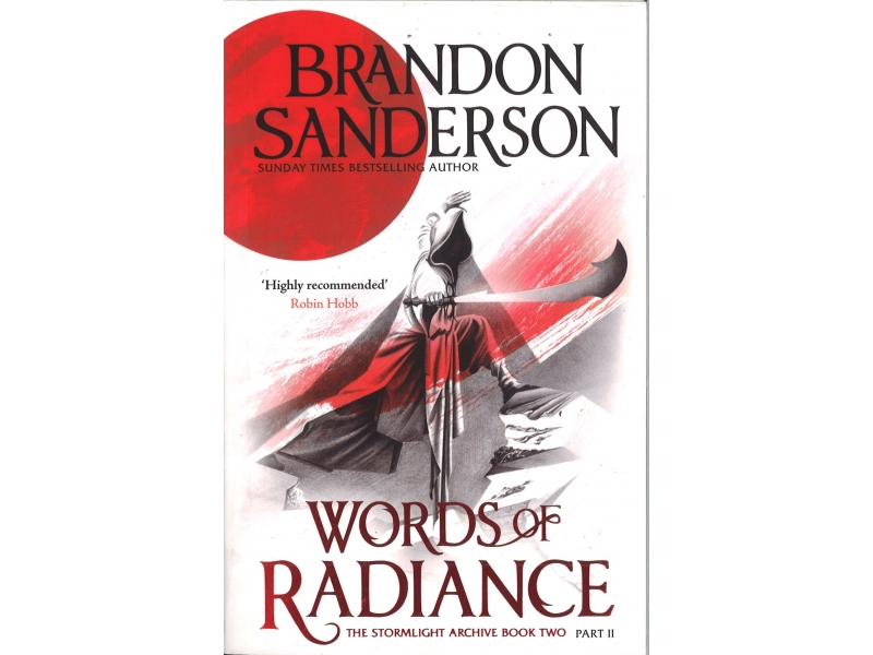 Brandon Sanderson - Words Of Radiance - The Stormlight Archive Book 2 Part 2