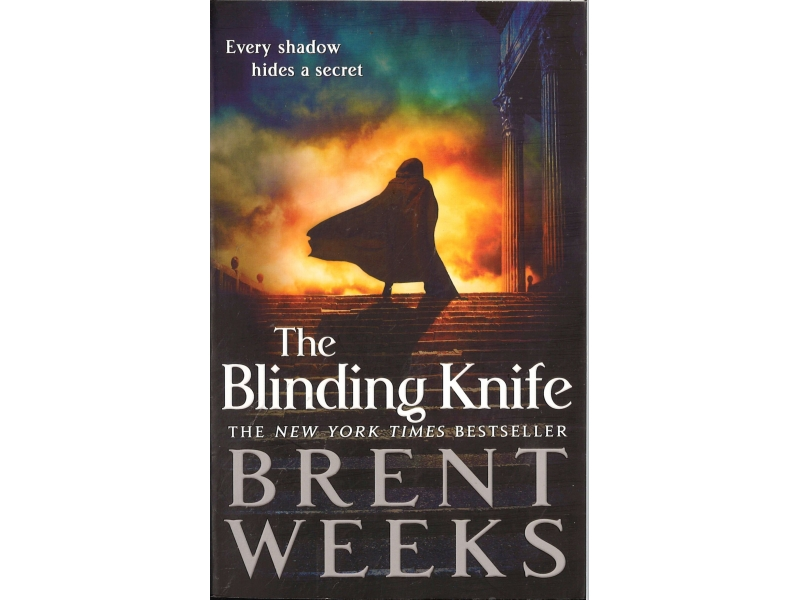 Brent Weeks - Book 2 - The Blinding Knife