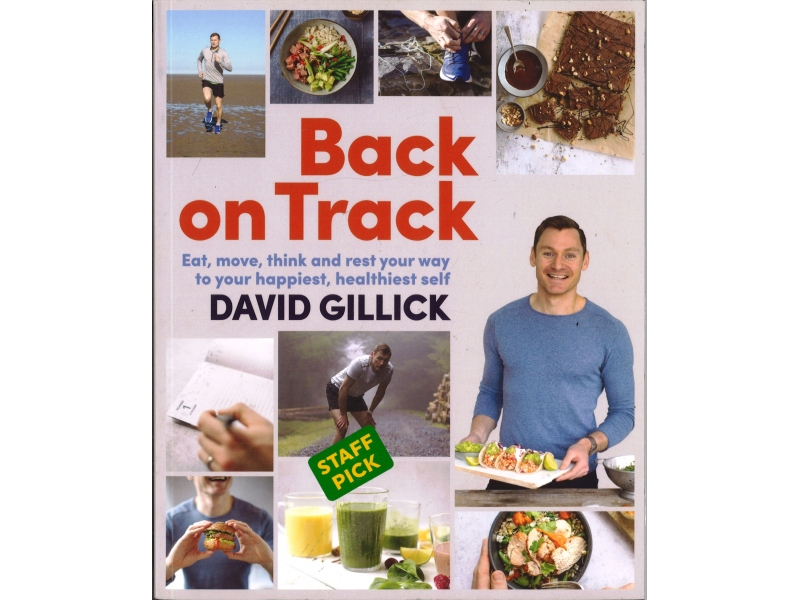 Back On Track - David Gillick