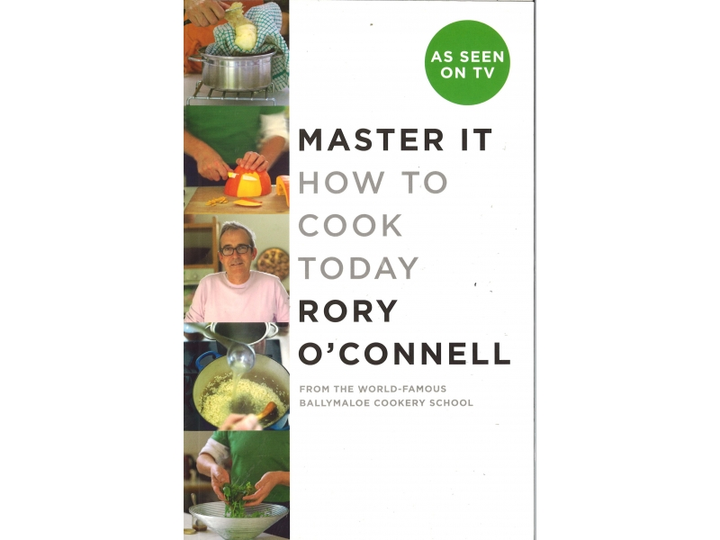 Rory O'Connell - Master It - How To Cook Today