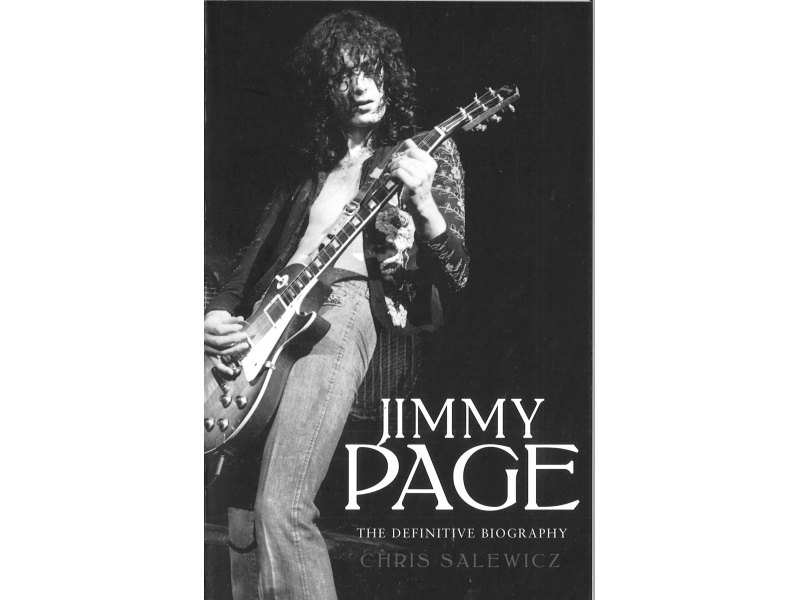 Jimmy Page The Definitive Biography - Chris Salewicz