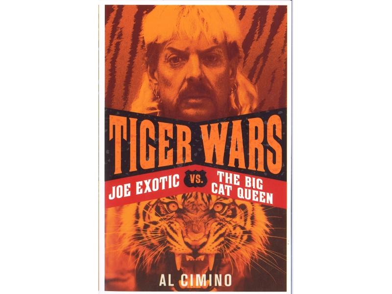 Al Cimino - Tiger Wars