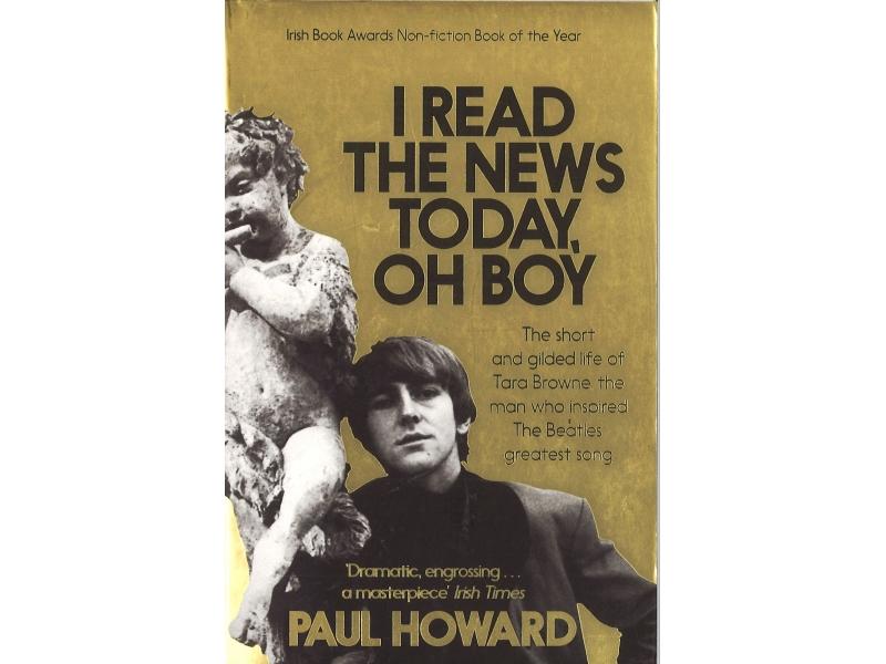Paul Howard - I Read The News Today, Oh Boy
