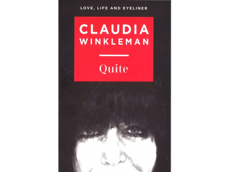 Claudia Winkleman - Quite