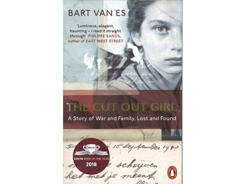 Bart Vanes - The Cut Out Girl