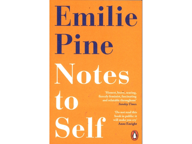 Emilie Pine - Notes To Self