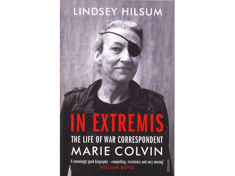 Marie Colvin - In Extremis