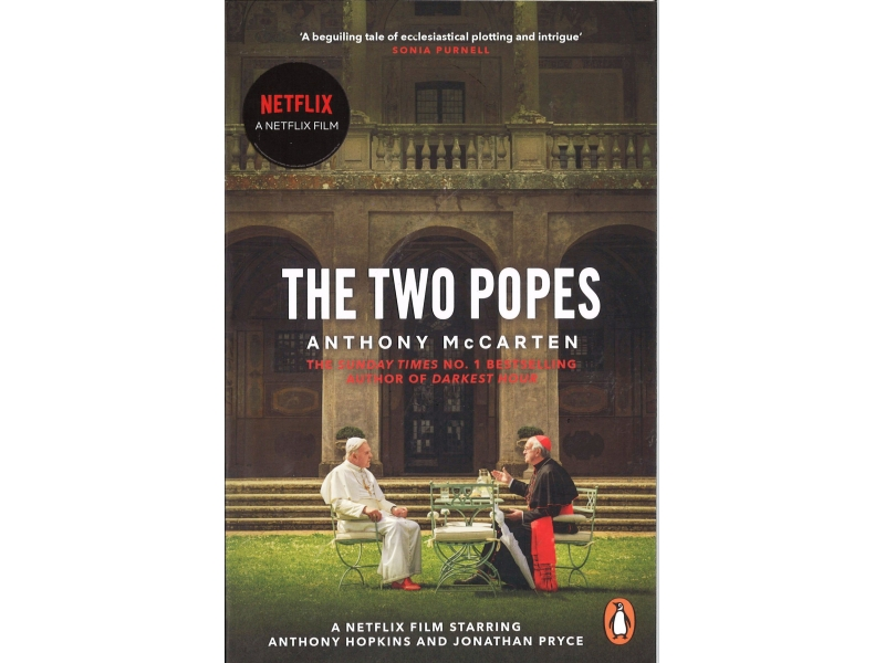Anthony McCarten - The Two Popes
