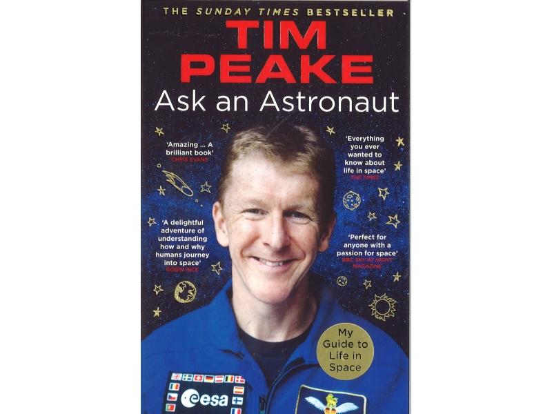 Tim Peake - Ask An Astronaut