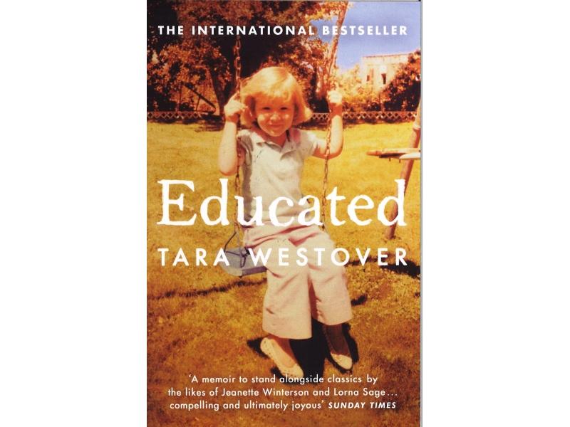Tara Westover - Educated