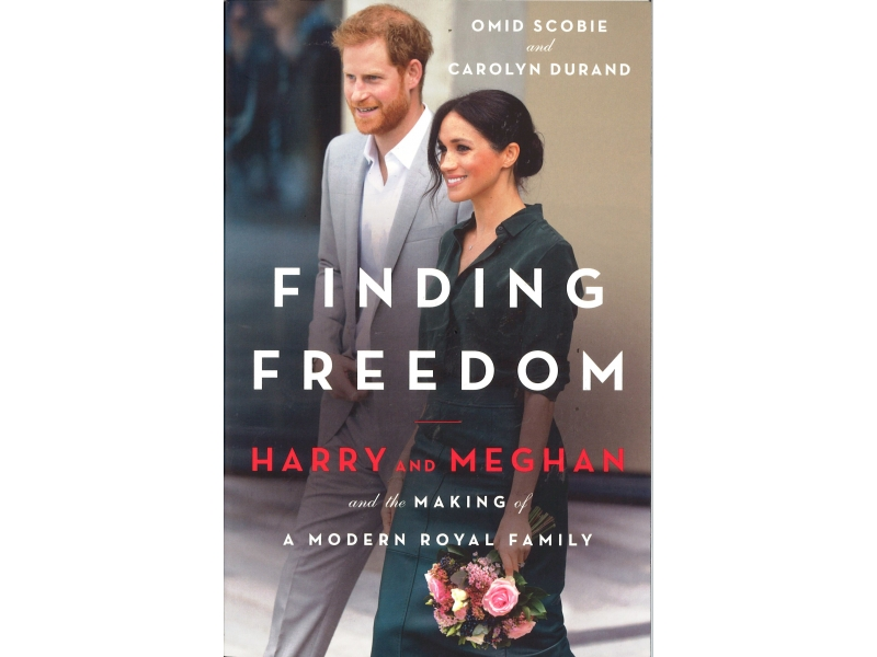 Harry And Meghan - Finding Freedom