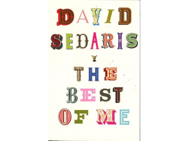 David Sedaris - The Best Of Me