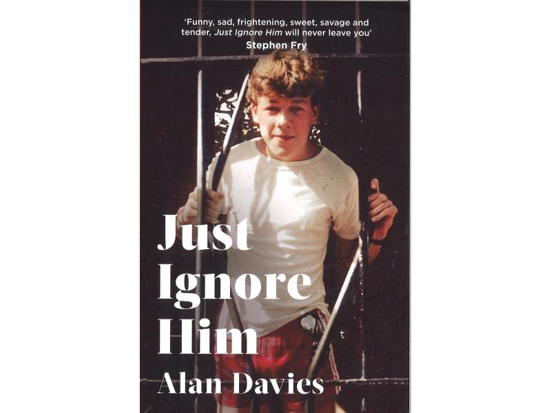 Alan Davies - Just Ignore Him
