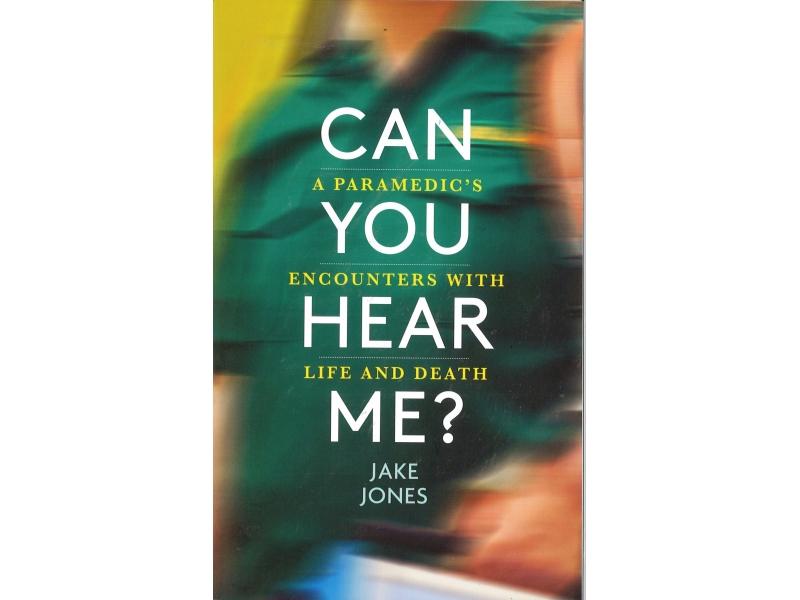Jake Jones - Can You Hear Me