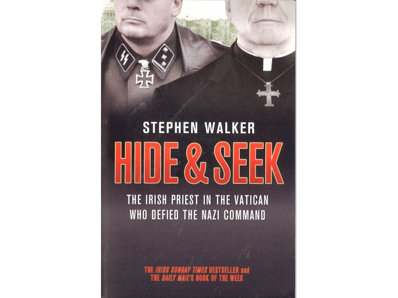 Stephen Walker - Hide & Seek