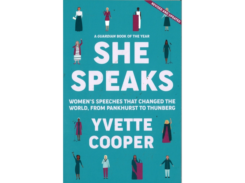 Yvette Cooper - She Speaks