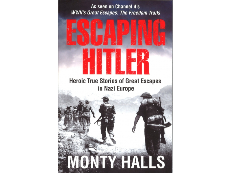 Monty Halls - Escaping Hitler