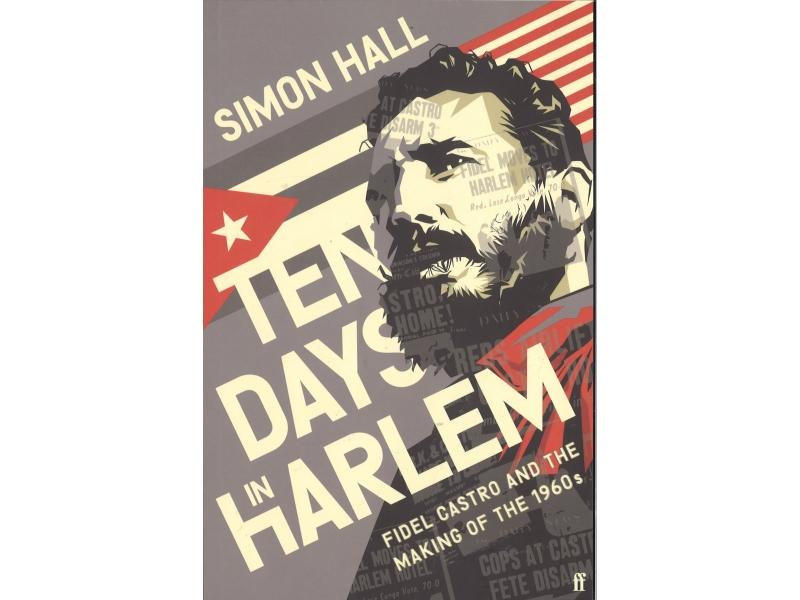 Simon Hall - Ten Days In Harlem
