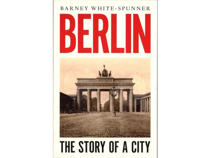 Barney White-Spunner - Berlin