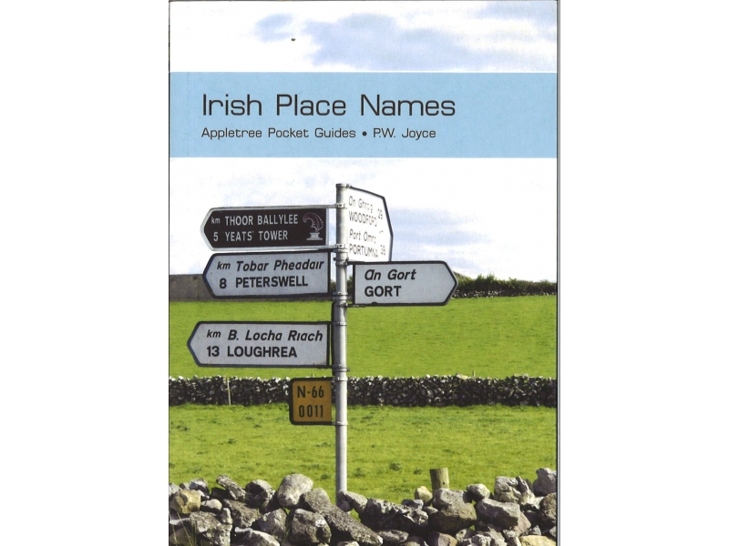 P.W Joyce - Irish Place Names