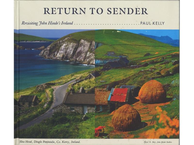 Paul Kelly - Return To Sender