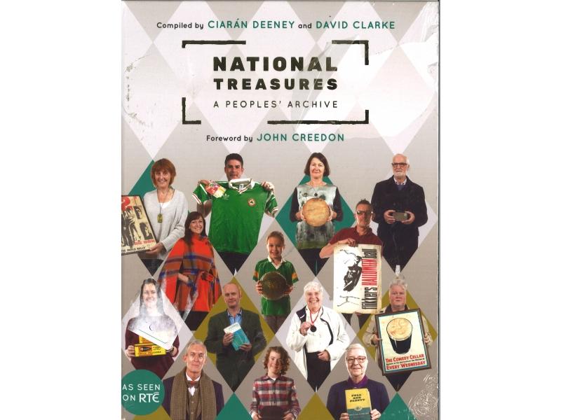 Ciaran Deeney - National Treasures