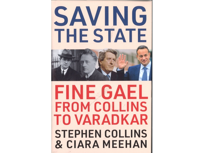 Stephen Collins & Ciara Meehan - Saving The State