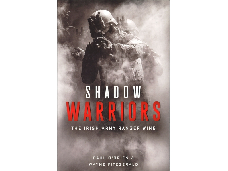Paul O'Brien & Wayne Fitzgerald - Shadow Warriors