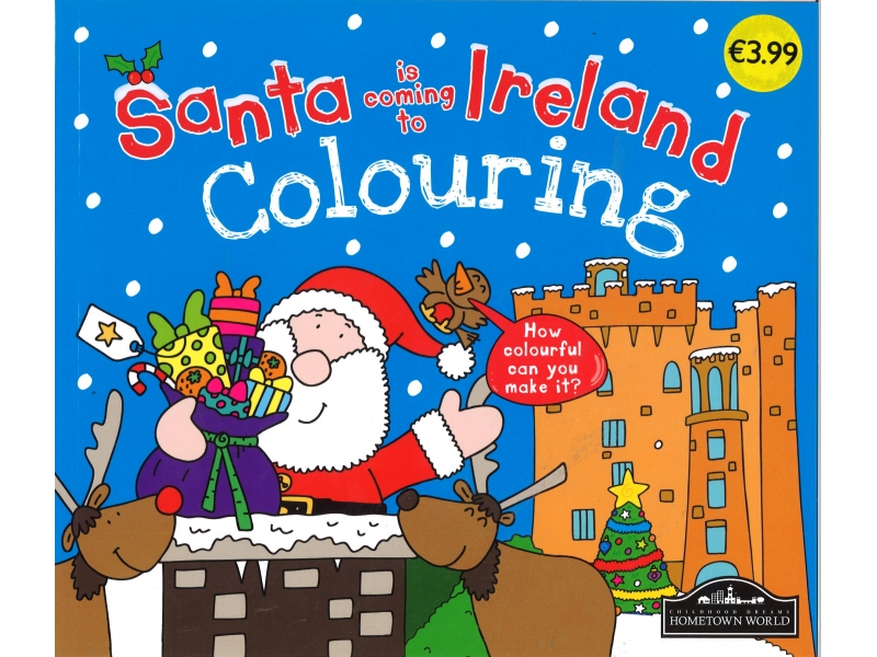 Santa Is Coming To Ireland