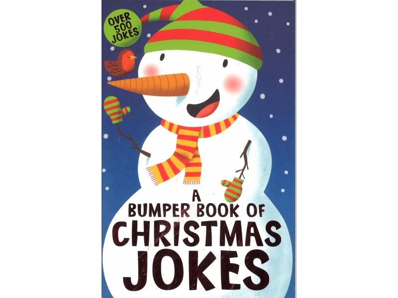 A Bumper Book Of Christmas Jokes