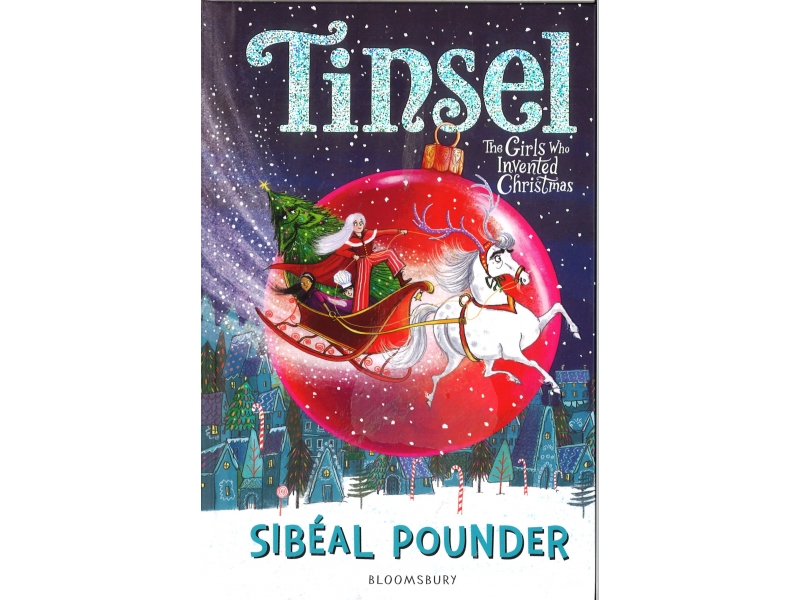 Sibeal Pounder - Tinsel