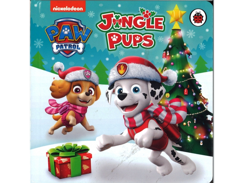 Paw Patrol - Jungle Pups