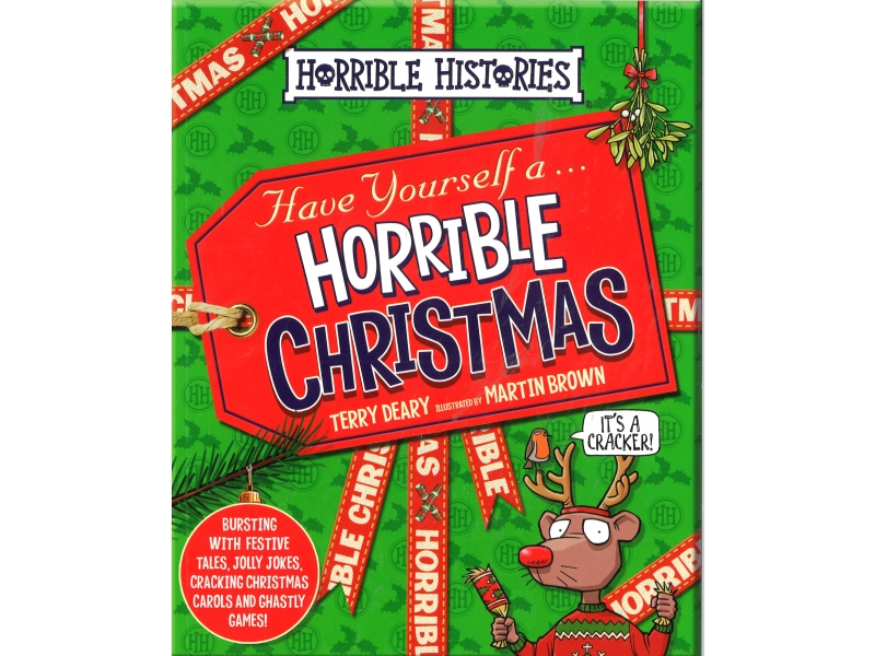 Have Yourself A Horrible Christmas