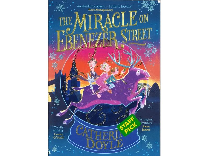 Catherine Doyle - The Miracle On Ebenezer Street