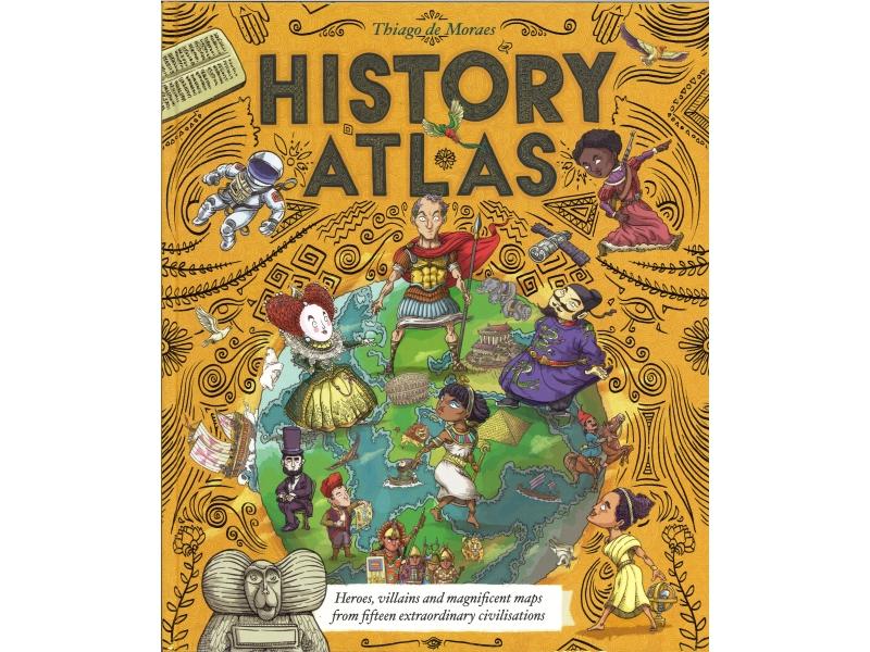 Thiago De Moraes - History Atlas
