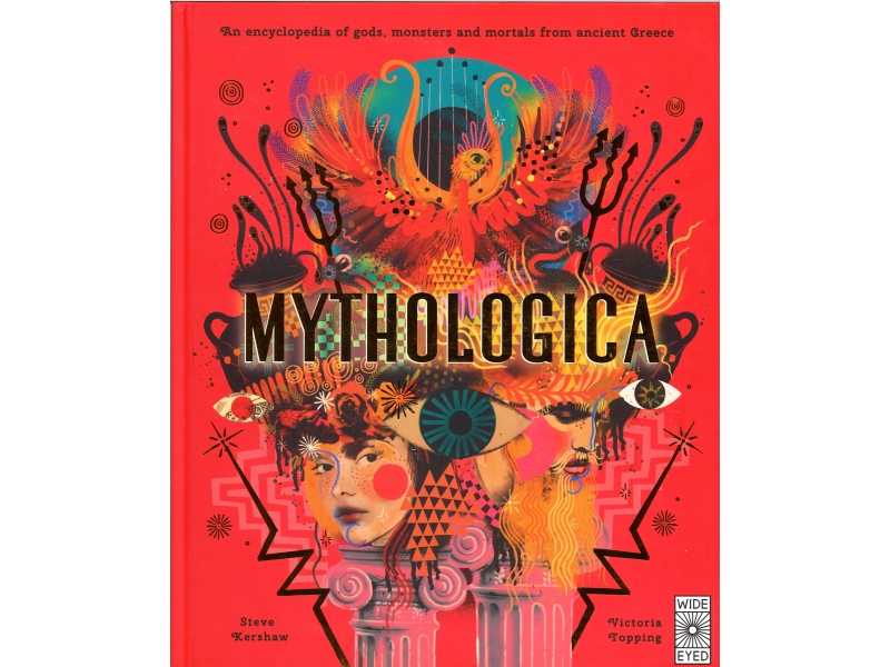 Steve Kershaw & Victoria Topping - Mythologica