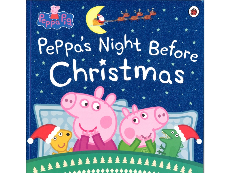Peppa Pig - Peppa's Night Before Christmas