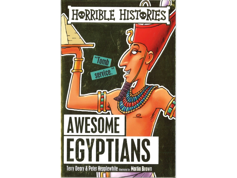 Horrible Histories Awesome Egyptians