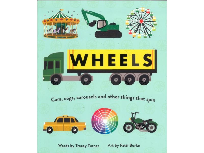 Tracey Turner & Fatti Burke - Wheels