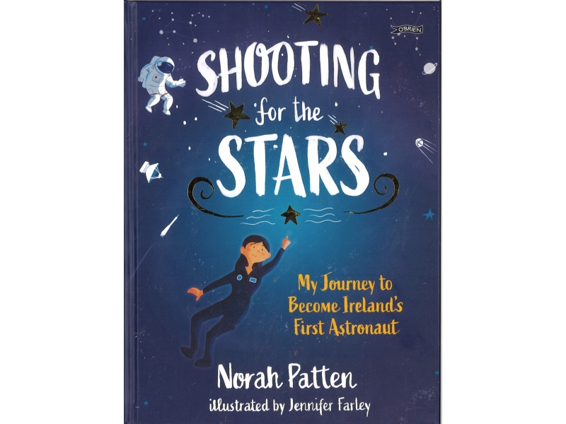 Norah Patten - Shooting For The Stars