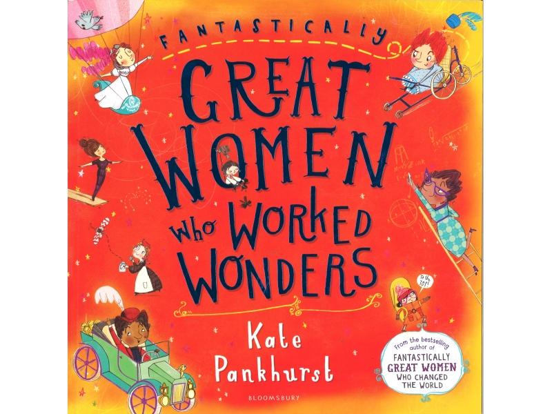 Great Women Who Worked Wonders