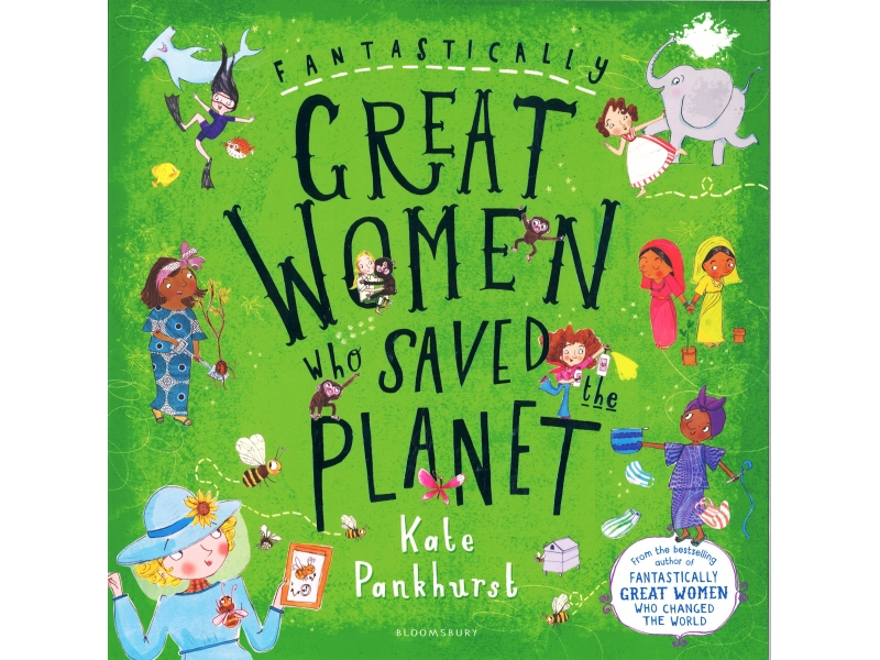 Great Women Who Saved The Planet