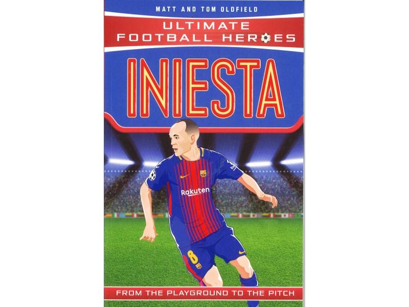 Ultimate Football Heroes - Iniesta