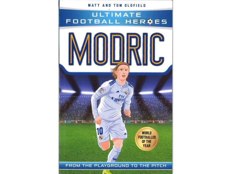 Ultimate Football Heroes - Modric