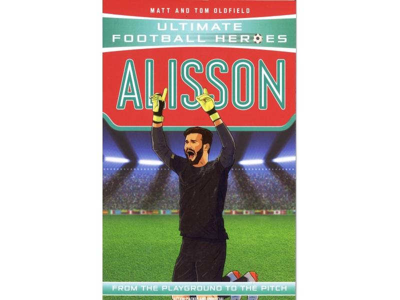 Ultimate Football Heroes - Alisson